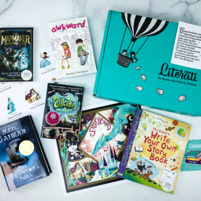 Literati Club Phoenix Box Review + Coupon – December 2019