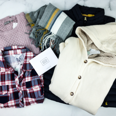 December 2019 Stitch Fix Review