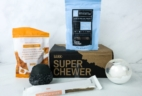 Super Chewer December 2019 Subscription Box Review + Coupon!