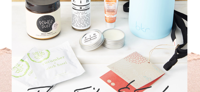 New Petit Vour Curated Beauty Box Available Now + Coupon – Fit & Fab Box!