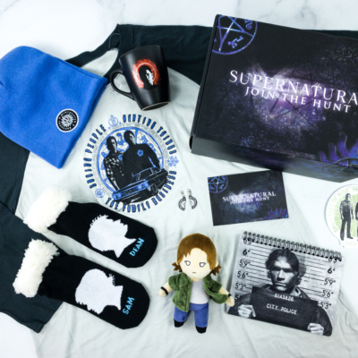 Supernatural Box Winter 2019 Review