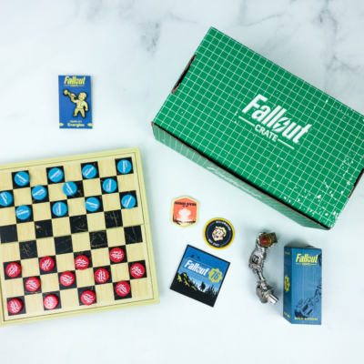 Loot Crate Fallout Crate August 2019 Review + Coupon