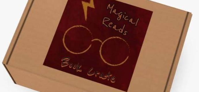 Magical Reads Crate – Review? Adult Book Subscription + Coupon!