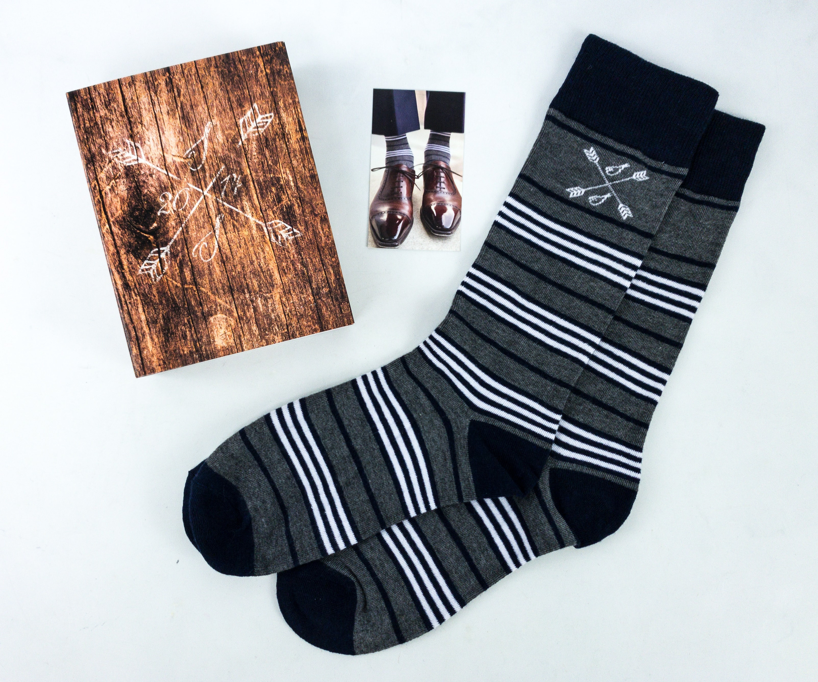 Southern Scholar December 2019 Men's Sock Subscription Box Review & Coupon