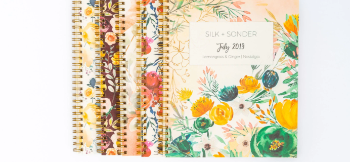 Silk + Sonder – Review? Available Now + January 2020 Theme Spoilers!