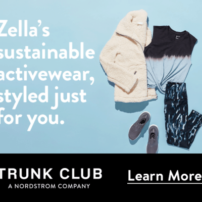 Trunk Club X Zella Activewear Collection Available Now!