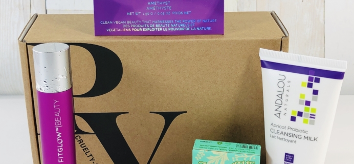 Petit Vour January 2020 Subscription Box Review & Coupon