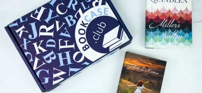 BookCase.Club January 2020 Subscription Box Review & 50% Off Coupon – Surprise-Me Fiction