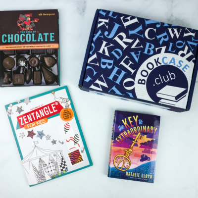 Kids BookCase.Club January 2020 Subscription Box Review & 50% Off Coupon – PRE-TEEN