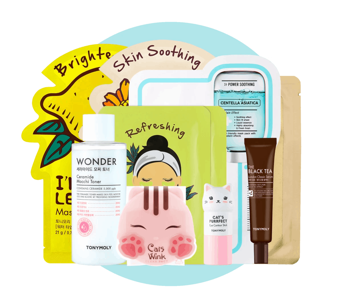 Tony Moly January 2020 Monthly Bundle Available Now + Full Spoilers!