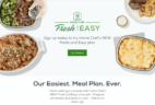 Home Chef Fresh and Easy Coupon: Save up to $100!