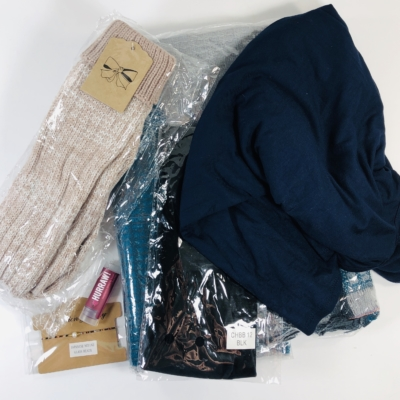 My Fashion Crate January 2020 Subscription Box Review