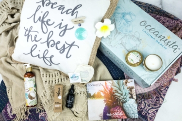 Oceanista Winter 2019 Subscription Box Review + Coupon
