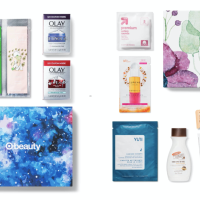 January 2020 Target Beauty Boxes Available Now – $7 Shipped!