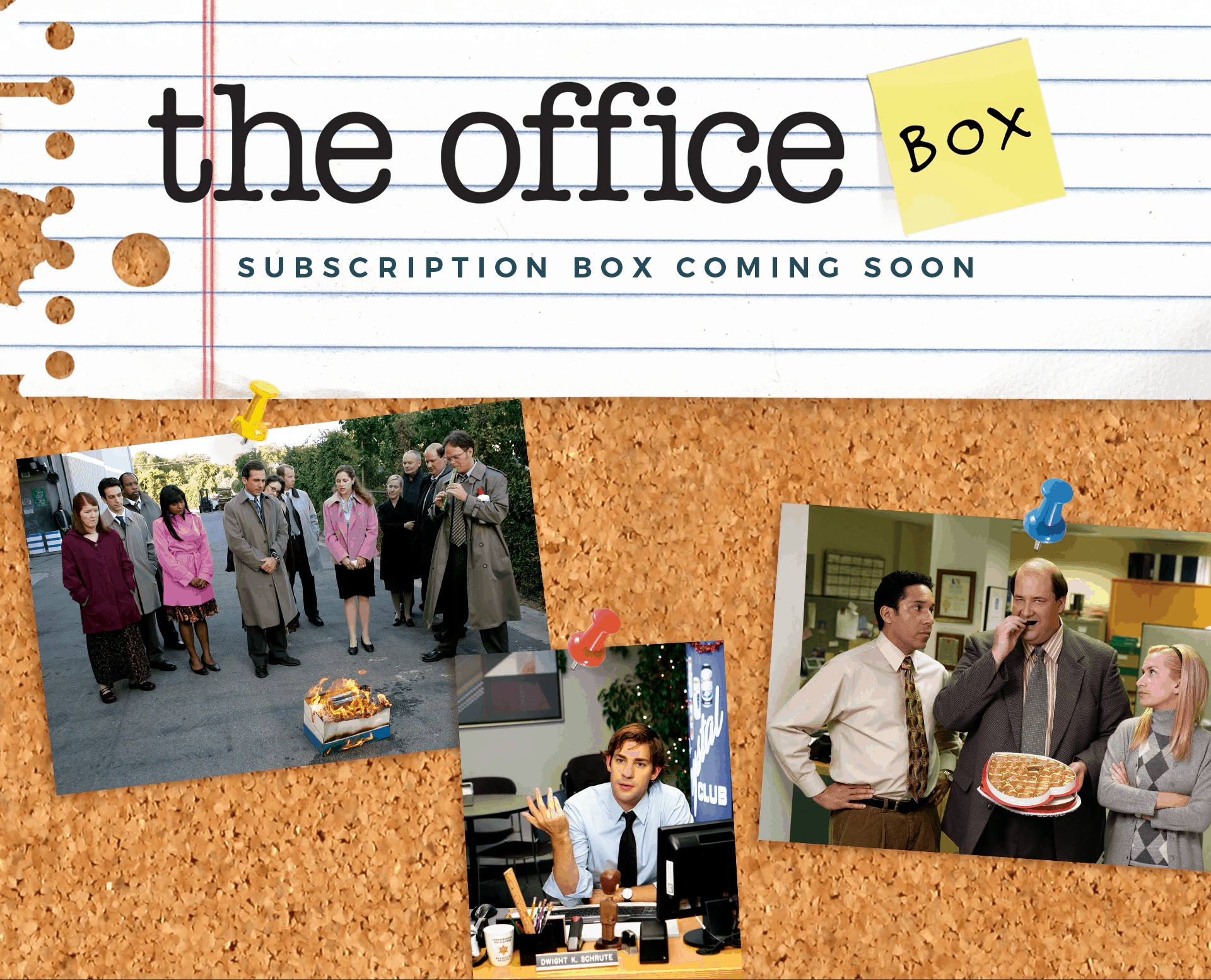 The Office Subscription Box Coming Soon!