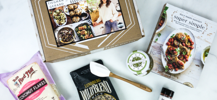 Crate Chef December 2019 Subscription Box Review + Coupon!