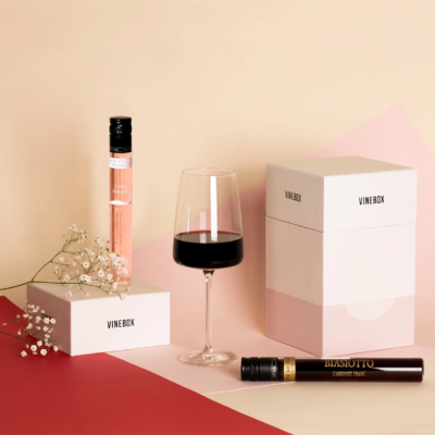 VINEBOX 2020 Reds & Rosés Valentine's Day Collection Available Now + Coupon!