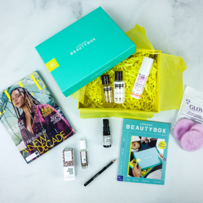 lookfantastic Beauty Box December 2019 Subscription Box Review