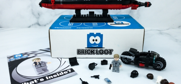Brick Loot December 2019 Subscription Box Review & Coupon