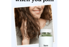 Birchbox Coupon: FREE Hers Multivitamin Gummies with Subscription!