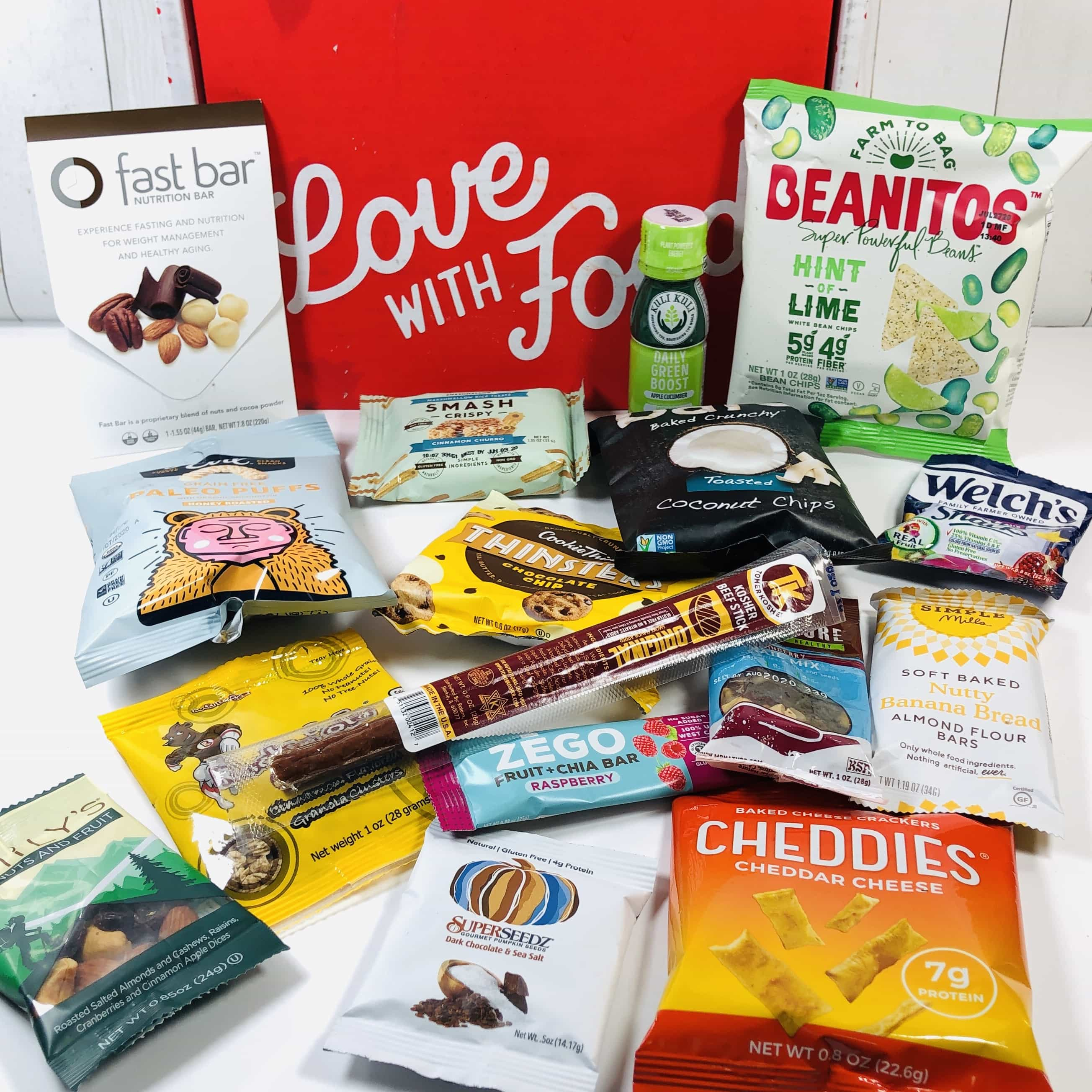food of the month club reviews