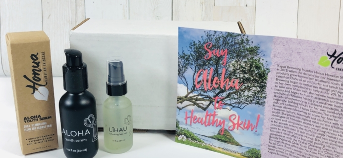 Pearlesque Box January 2020 Subscription Box Review + Coupon