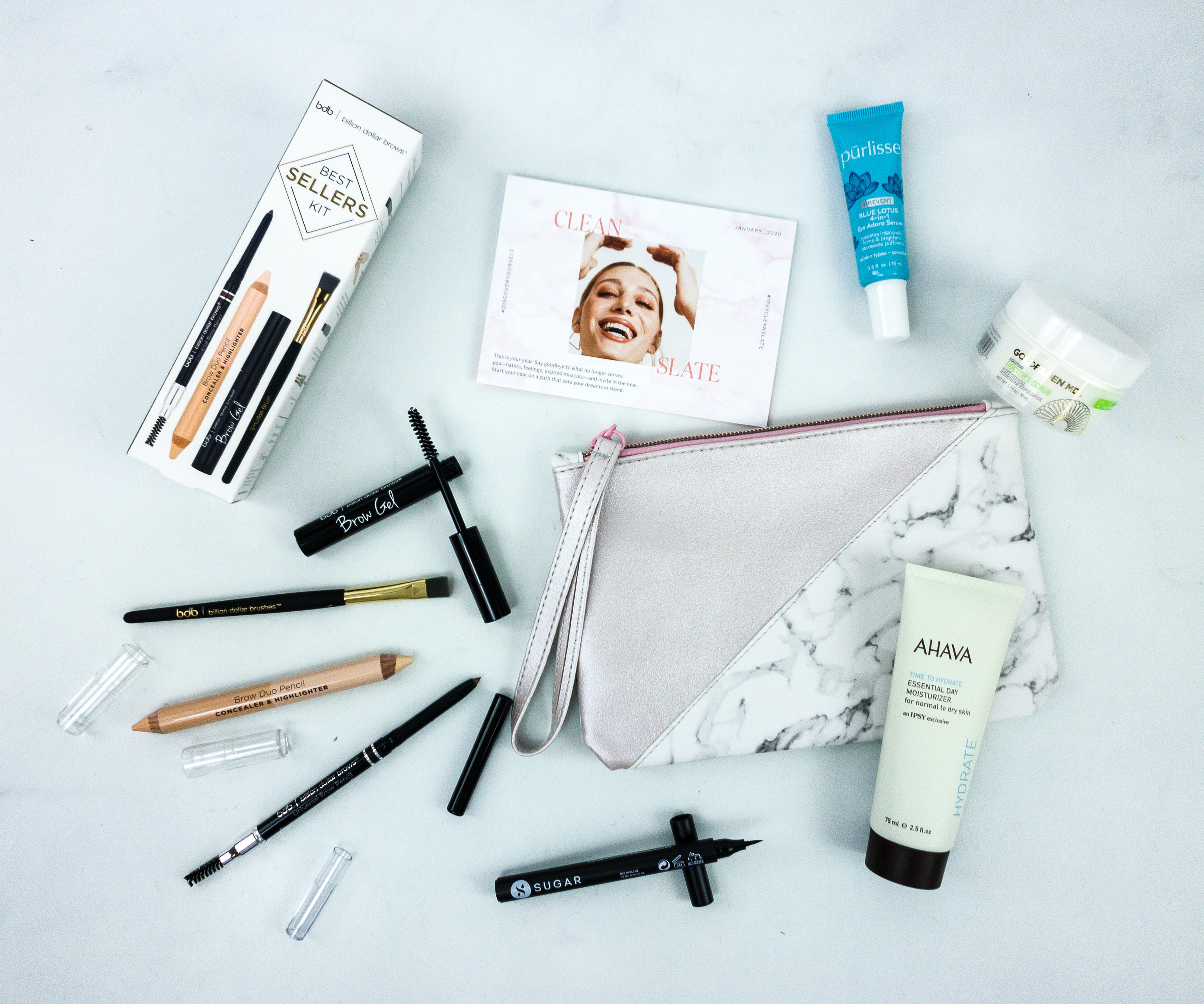 Ipsy Glambag Plus January 2020 Review