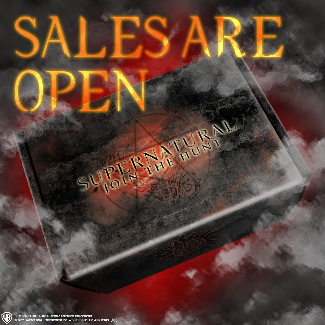 Supernatural Box Spring 2020 Sales Open Now!