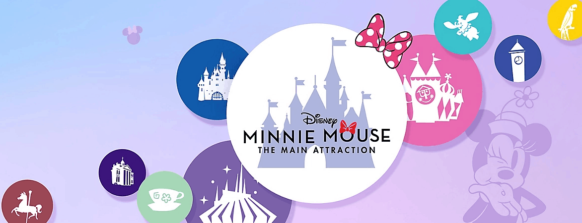 Minnie Mouse The Main Attraction Disney Collectible Series February 2020 Spoilers!