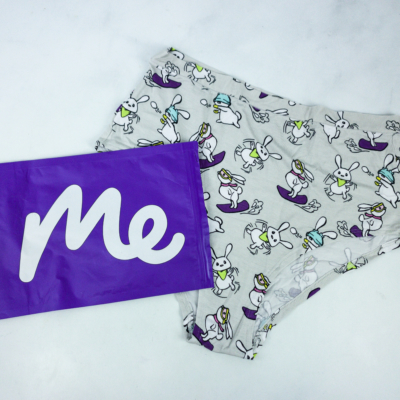 MeUndies January 2020 Subscription Review – Women's
