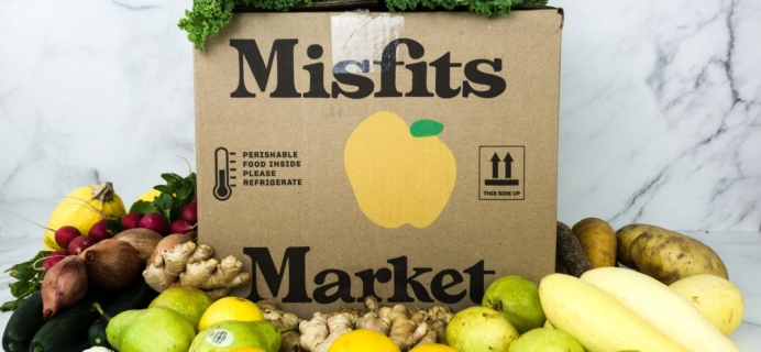 Misfits Market January 2020 Subscription Box Review + Coupon