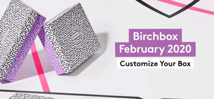 Birchbox February 2020 Selection Time!