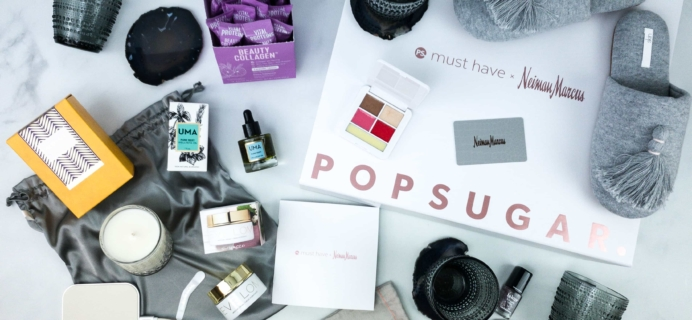 Popsugar Neiman Marcus Must Have Box 2019 Review