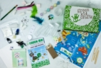 Green Kid Crafts SAVE OUR OCEANS Subscription Box Review + 50% Off Coupon!