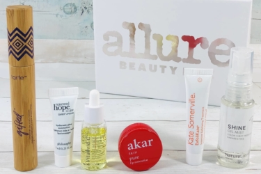 Allure Beauty Box January 2020 Review & Coupon