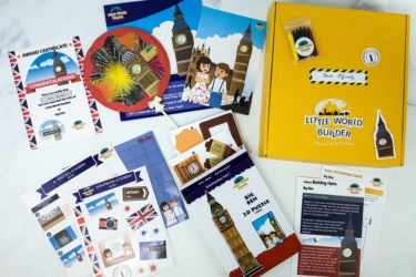 Little World Builder Subscription Box Review + Coupon – BIG BEN