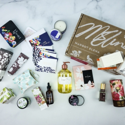 Margot Elena Winter 2019 Discovery Box Review