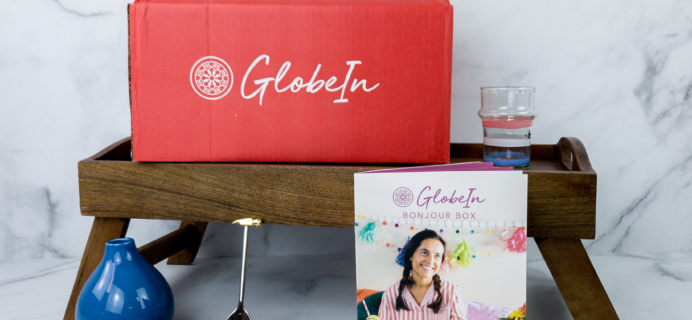 GlobeIn Artisan Box Club January 2020 Review + Coupon