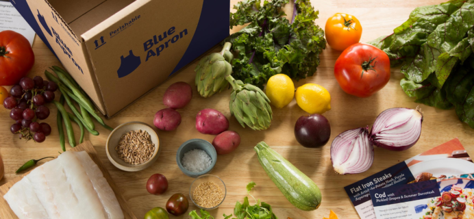 Blue Apron New Diet Menu Available Now + $60 Off Coupon!