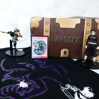 Lootaku December 2019 Subscription Box Review & Coupon – DEMONS