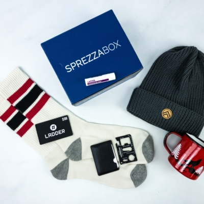 SprezzaBox January 2020 Subscription Box Review + Coupon – GREENPOINT