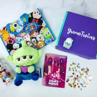 YumeTwins January 2020 Subscription Box Review + Coupon