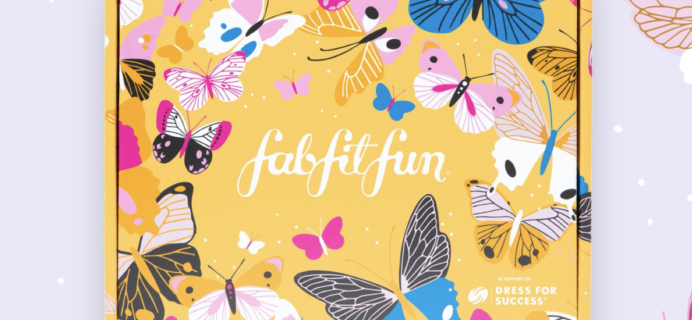 FabFitFun Spring 2020 Customization Time Open Now For Quarterly Subscribers!