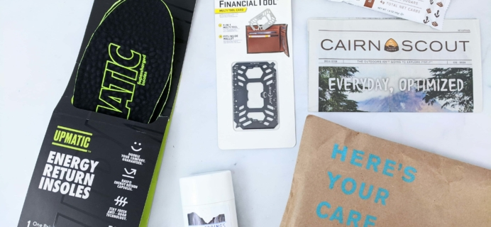 Cairn January 2020 Subscription Box Review + Coupon
