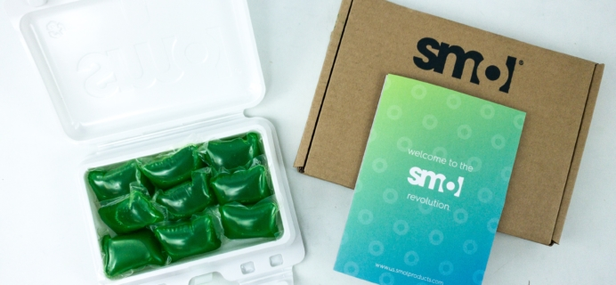 Smol Laundry Capsule Subscription Review + Free Trial Coupon