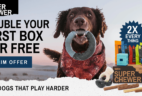 Super Chewer Coupon : Double Your Box First Month!