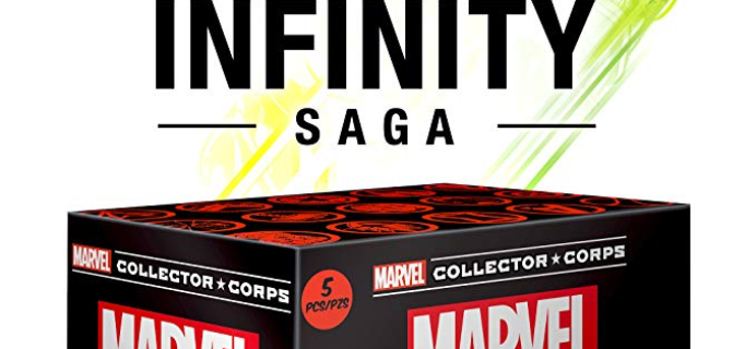 Marvel Collector Corps March 2020 Theme Spoilers!