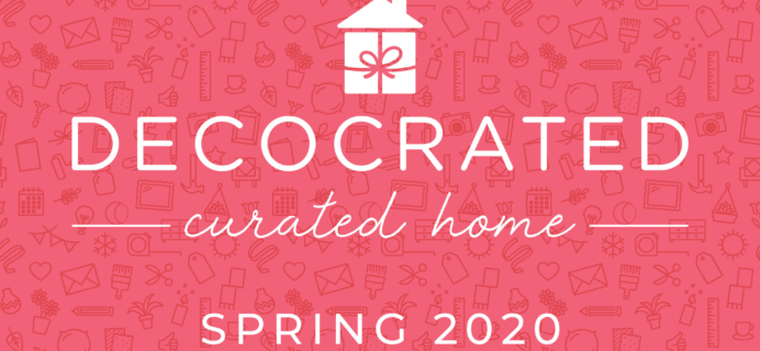 Decocrated Spring 2020 Artist Reveal + Full Spoilers + Coupon!