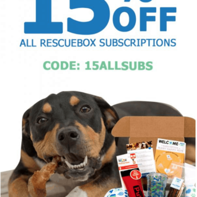 Rescue Box Deal: Get 15% Off!