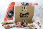 Moink Subscription Box Review + Coupon – CHICKEN & SALMON BOX